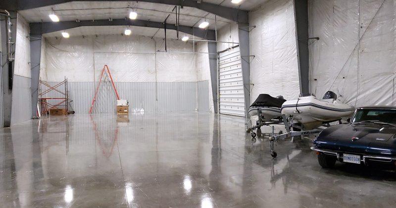 Pro Self Storage Inside Unit